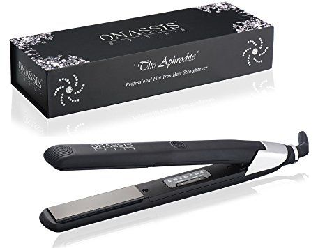 I like this hair straightener as this has the great capacity to heat up very quickly. Onassis Style Ceramic Flat Iron is better than my Chi straightener which I used before. http://www.myhaircarecoach.com/onassis-flat-iron-reviews/