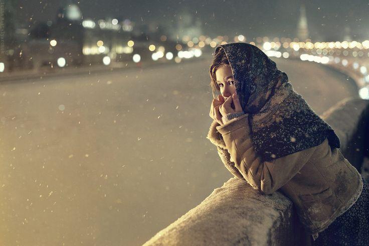"""""winter's Tale in Moscow"""" by Irina Mastalyarchuk, via 500px."