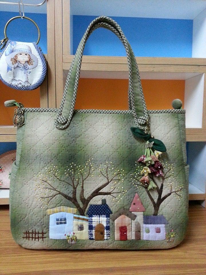 Scenery Handbag
