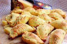 Закусочные пирожки с тунцом