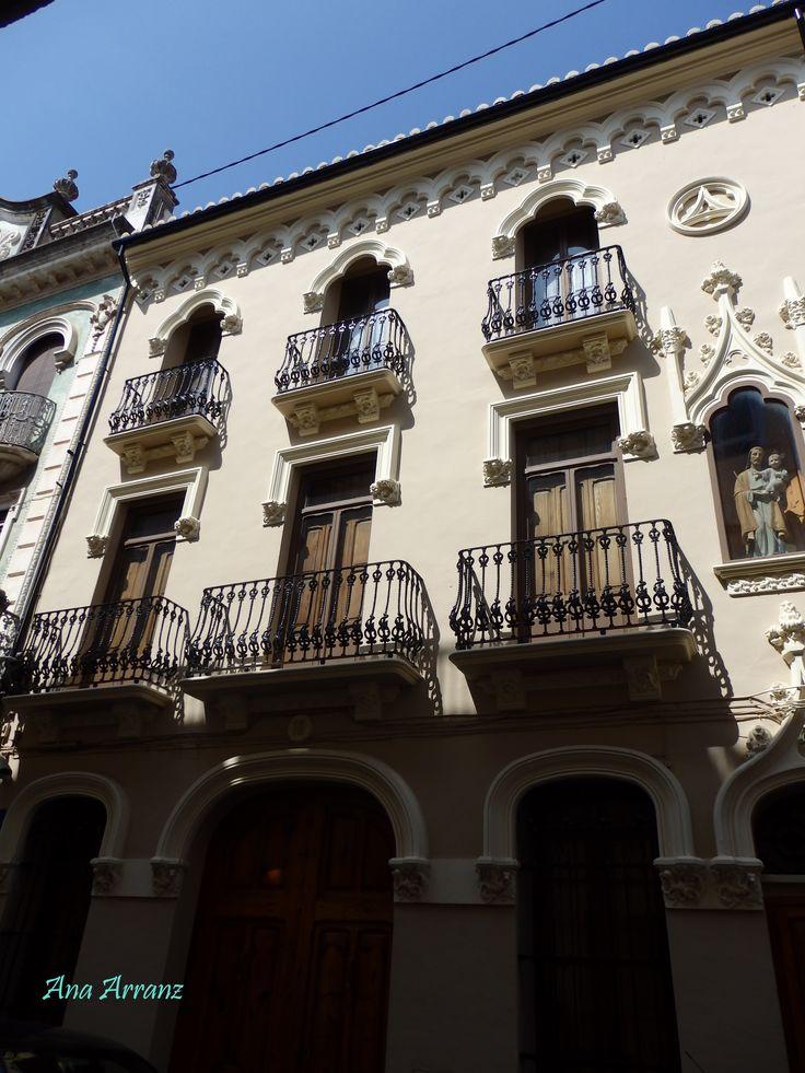 Casa natal de Joan Fuster. Sueca (Valencia)