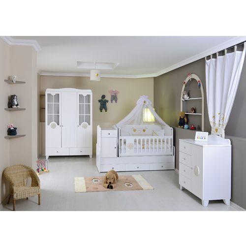 Aymini Eliza Maxi Bebek Odası Takımı MDF İlke Bebe Mağazaları - Bebek Arabaları, Bebek Kıyafetleri, Hamile Ürünleri, Bebek Mobilya, Bebeğiniz İçin Her Şey,En Uygun Fiyat ilkebebe.com