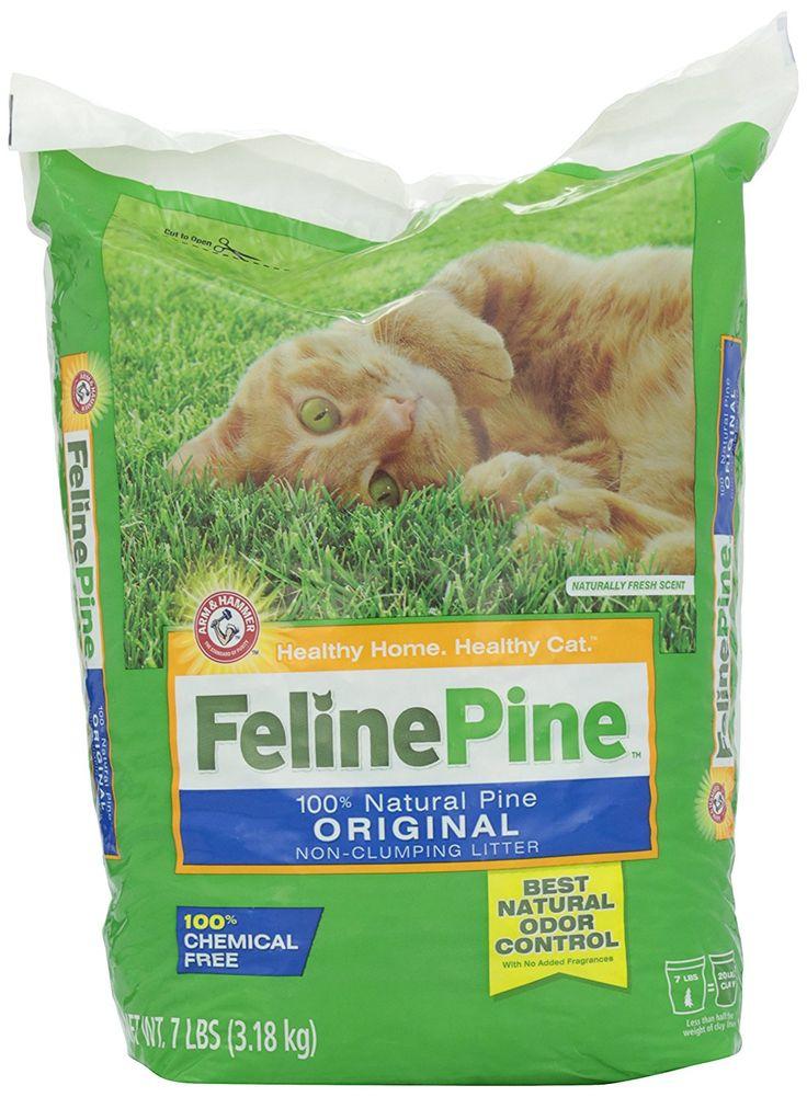 Feline Pine Original Cat Litter 7 lb You will love