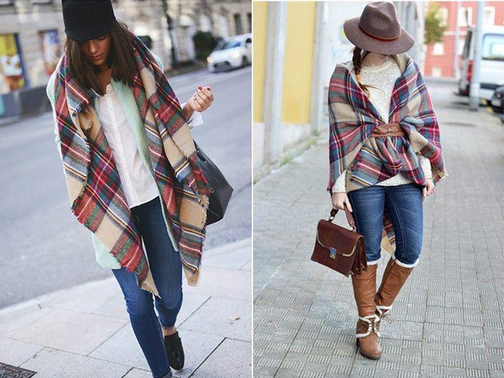 Aliexpress.com: Comprar Nueva Fanshion 200 * 70 CM mujeres otoño invierno de la cachemira como bufanda marca bufandas a cuadros grandes mujeres bufandas chales mujeres chales #79091 de Bufandas fiable proveedores en fifibird 's store