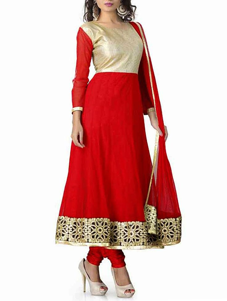 An ekaborate collection of latest design and patterns of designer Anarkali Suit, Which adds beauty to your personality. Discover More Designs & Styles On #Lookbuylike