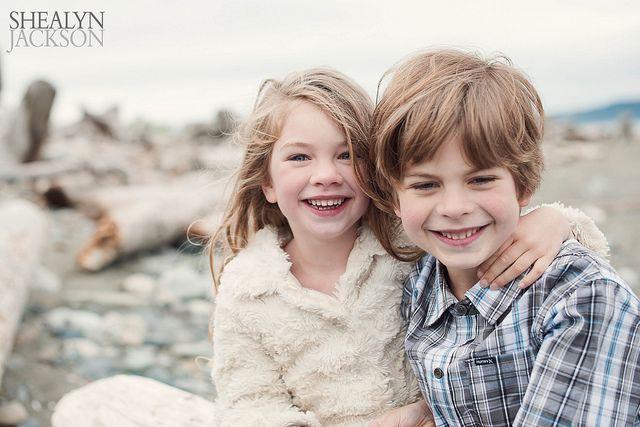 Kids at the beach by shealynj, via Flickr