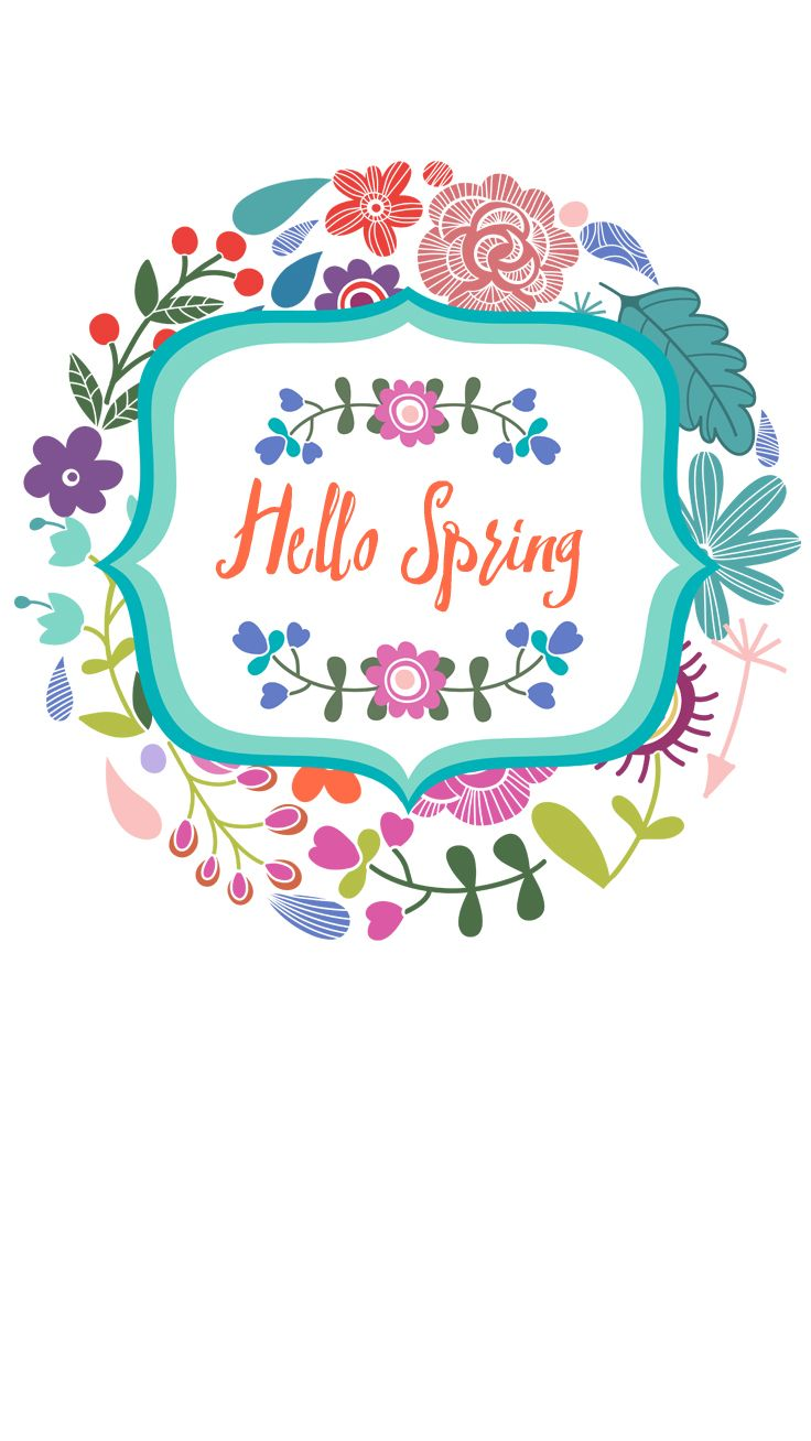 hello spring iphone wallpaper collection - Spring Pictures To Download