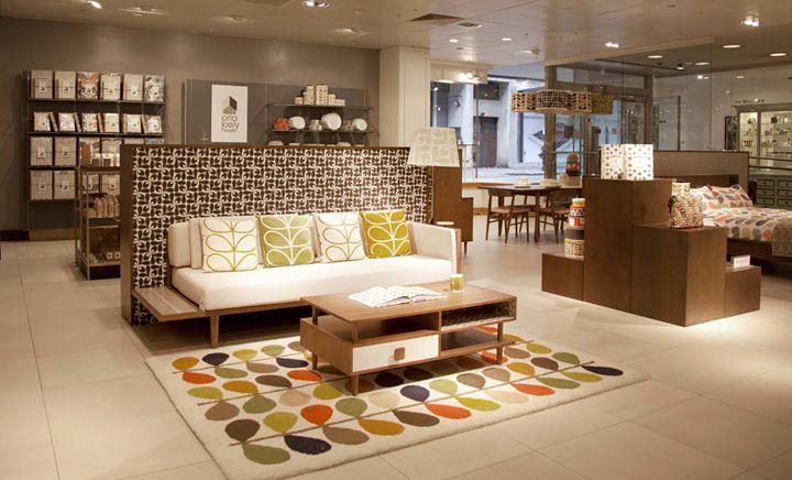 Orla Kiely House in John Lewis stores by Start JudgeGill, UK