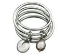 Vanamo ring by Kalevala Koru, silver