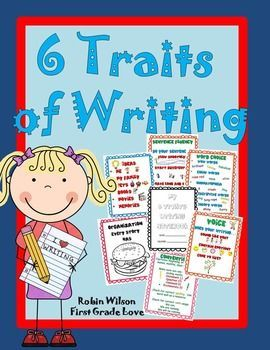 6 traits of writing lessons I highly recommend reading ruth culham's book: 6+1 traits of writing to enhance your teaching of writing to elementary age students the following links are examples.