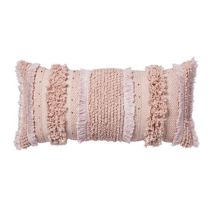 Pier One Velvet Lumbar Pillow #fashion