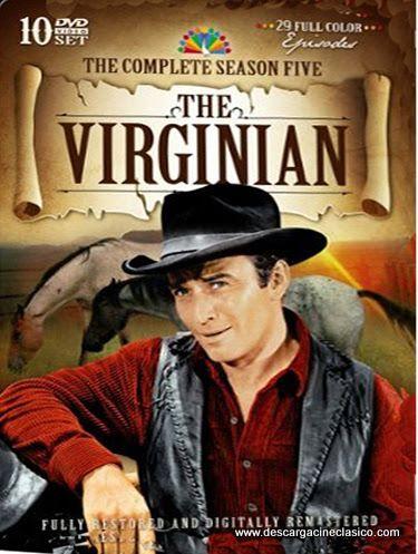 El Virginiano (Serie Tv) (1962) 5º Temp. Dual | DESCARGA CINE CLASICO