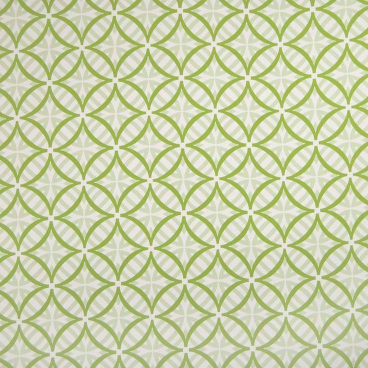 Warwick Fabrics : COOLUM, Colour LIME