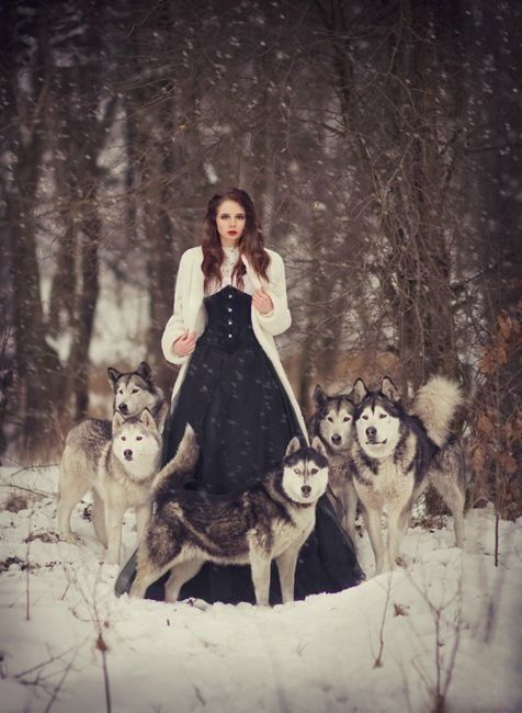 """If you throw me to the wolves expect me to return leading the pack."">>>YEP...YOU BETTER BELIEVE IT ! :D"