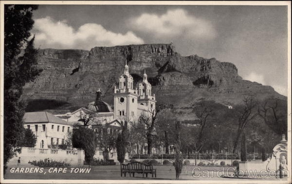 Gardens 1953