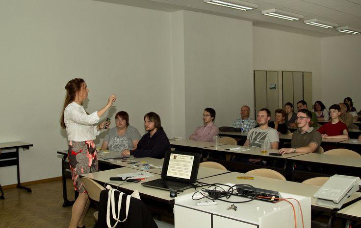 Datenschutz und Datensicherheit - Vortrag von Frau Prof. Wieland