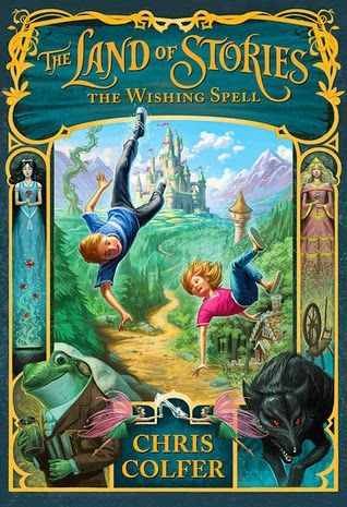 Great series for reading aloud or on audiobook. Middle elementary through 8th grade for independent readers. Read These Please!: The Land of Stories {Series}