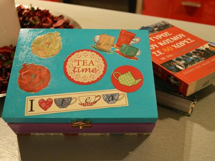 tea box!