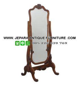 Model Cermin jati model klasik