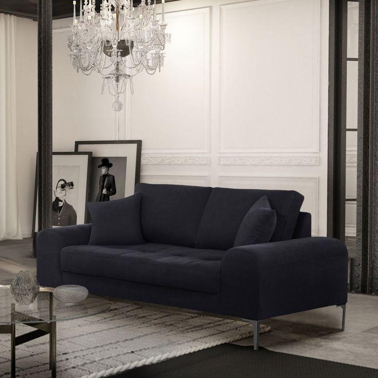2 Sitzer Schwarz Corinne Cobson Corrinne Cobsons Aktuelle Komplett In Europa Produzierte Dillinger Sofakollektion Wurde V Living Room Accents Home Room