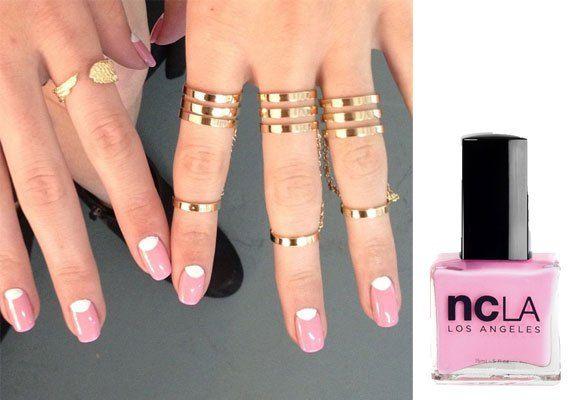 #ManicureMonday: Kylie and Kendall Jenner's Fun Nail Art | OK! Magazine