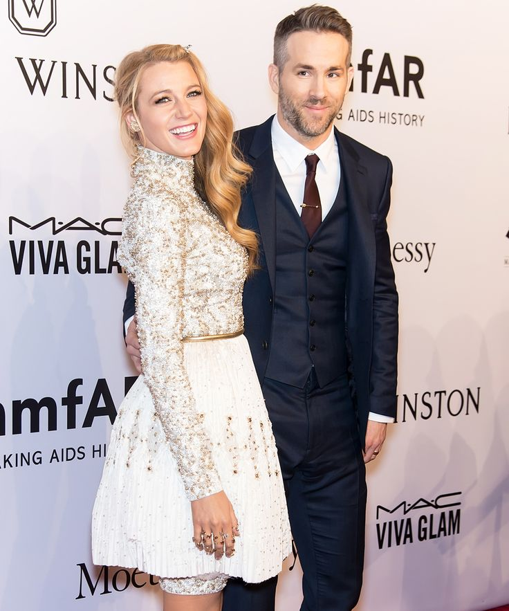 Happy Anniversary, Blake Lively and Ryan Reynolds! 10Times They Gave Us…
