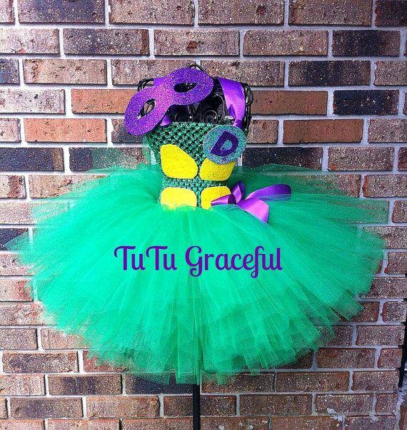 Turtle Power... Ninja turtle costume. by TutuGraceful on Etsy