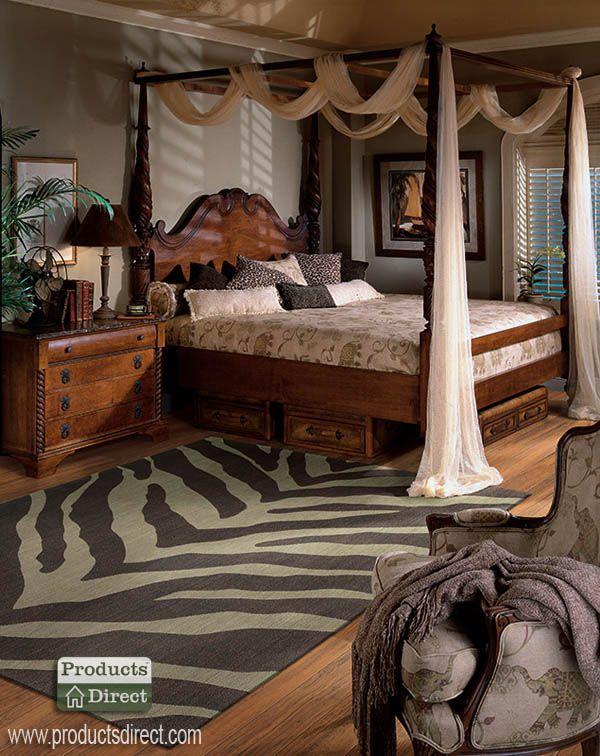 British Colonial Bedroom.                                                                                                                                                                                 More