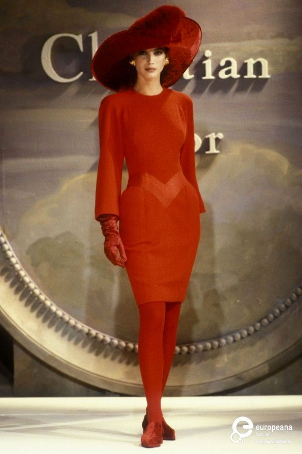 1993 Christian Dior, Autumn-Winter Couture