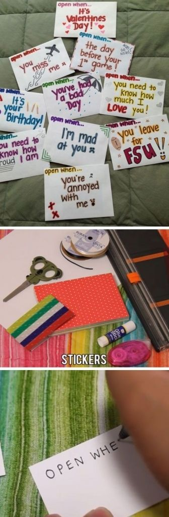 creative gift ideas for boyfriend birthday | Birthday party Ideas