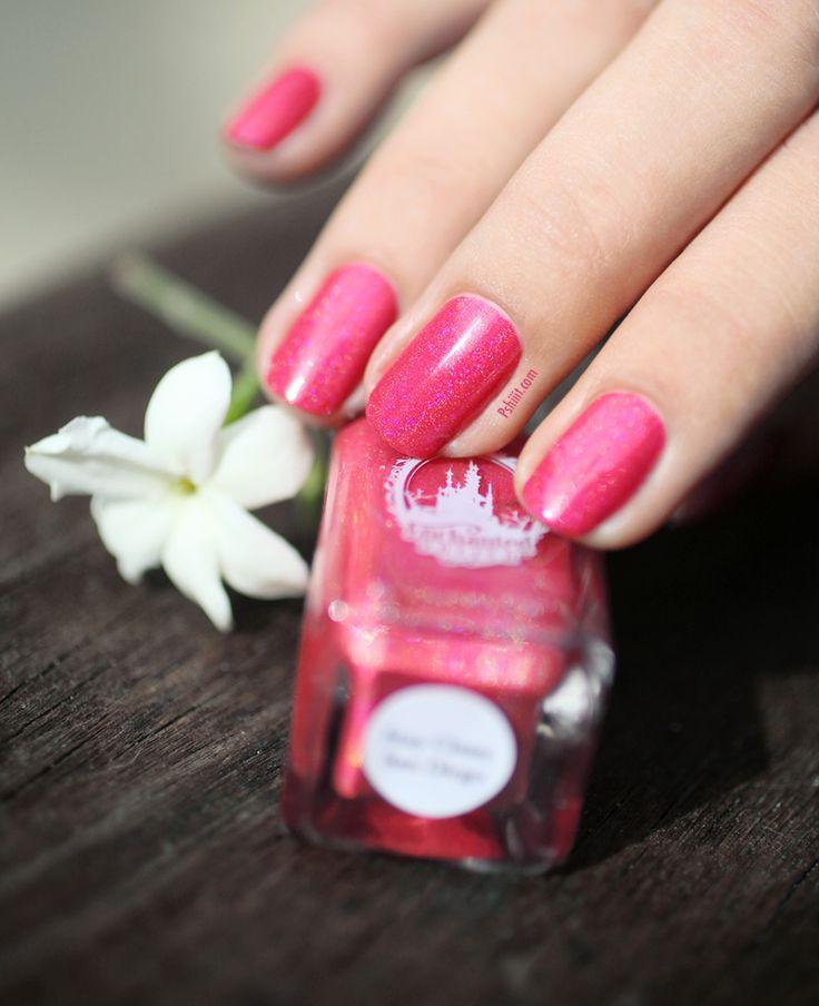 Stay Classy san diego Enchanted polish