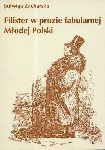 FILISTER> Mieszczanin, którego oskarżano o przestarzałe, nietolerancyjne poglądy i obłudną moralność.