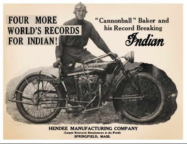 He operated three brands out of his manufacturing company, of which, the most popular was American Indian, later shortened ...