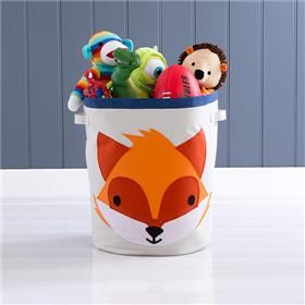 Toy Storage Hamper - Fox | Kmart