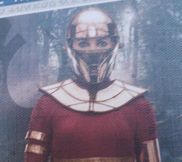 Front Facing Shot Of Zorii Bliss Without The Helmet Visor Starwarsleaks Star Wars Film Vintage Star Wars New Star Wars