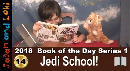 Your #school, different it would be, if #Yoda your teacher was! NEW Book of the Day!  ⭐️ ⭐️ ⭐️ ⭐️ ⭐️  for #Jedi Academy 📕 LINK: ➡️ https://www.youtube.com/watch?v=1SPXDiIt2VY&list=PLKLip4Rt-7f6ywPL9blbfOWZpKKnVtgBT&utm_content=buffer306c9&utm_medium=social&utm_source=pinterest.com&utm_campaign=buffer ⬅️   #bookreview  #starwars #graphicnovel https://video.buffer.com/v/5a8dbf5f02d772f808acea4d