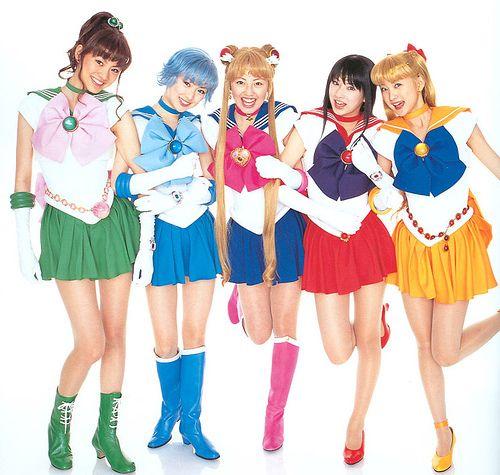 Sailor Moon Live-Action   Cosplay di Sailor Moon