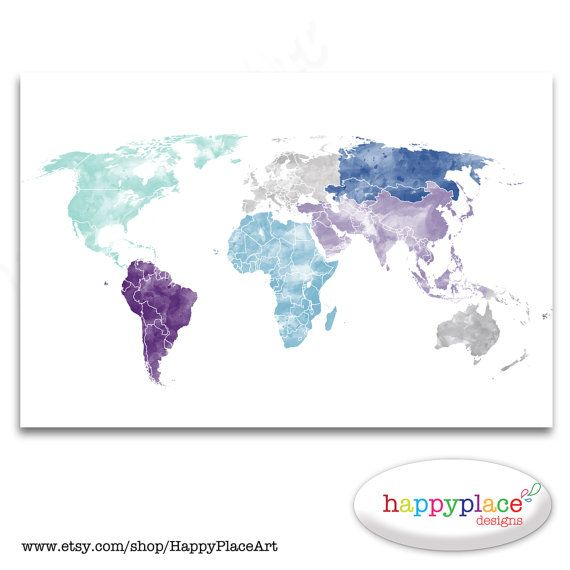 Best Large World Map Poster Ideas On Pinterest World Map - Large world map