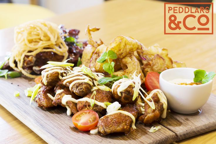 The ultimate Peddlars Rugby Platter - available this Saturday (11th June) for the big game at noon.