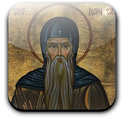 March 27.--ST. JOHN OF EGYPT. Butler saint of the day