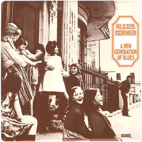 Alexis Korner - A New Generation of Blues ((1968)