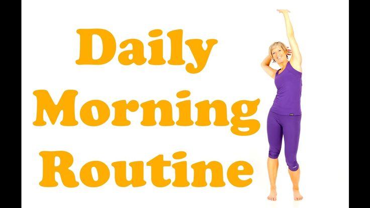 MorgenGymnastik mit Gabi Fastner