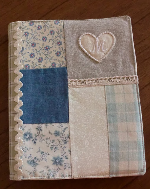 Sewing notebook covers