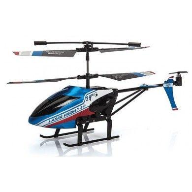 Kolejny model RC w naszej ofercie.  Zdalnie Sterowany Helikopter LRP Laser Hornet 2.0 190MM 3CH 2.4GHz - Posiada dwu-wirnikową konstrukcję która sprawia, że Monster Hornet 2.0 jest niezwykle łatwy w pilotażu.  Chcesz wiedzieć więcej? Zobacz opis, dane techniczne, komentarze oraz film Video. Nie ma jeszcze komentarzy, to czemu nie zostawisz swojego:)  #modelerc #skleprc #helikopteryrc #helikoptery #helikopterlrp #laserhornet20 #helikopterhornet