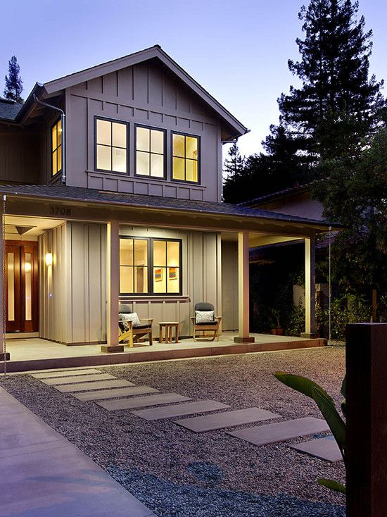 67 best Board and batten siding ideas images on Pinterest ... on Contemporary Siding Ideas  id=30705