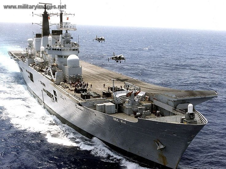 HMS ARK ROYAL R10