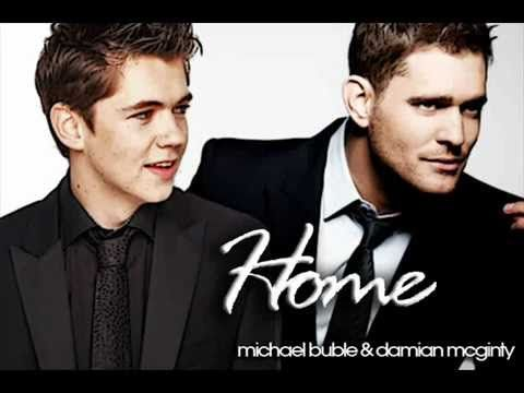 Home - Michael Bublé & Damian McGinty (Glee)
