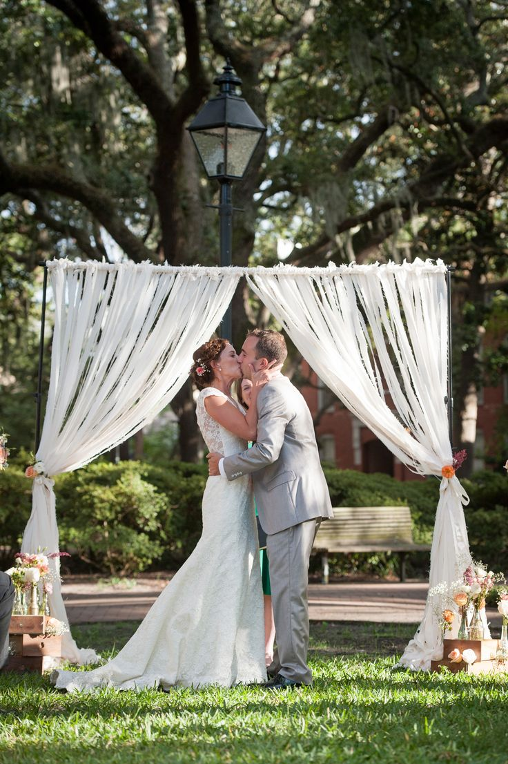 Savannah, Georgia Wedding from Alison Epps Photography
