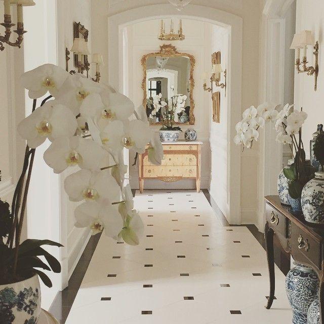 Image result for flower interior design corridor