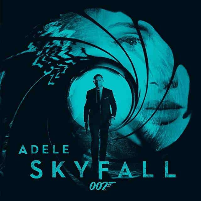 Skyfall - Adele   Mejor soundtrack (Movie song)